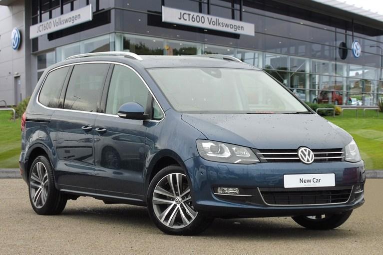 2016 Volkswagen Sharan 20 Tdi Cr Bluemotion Tech 184 Se Nav 5dr Dsg