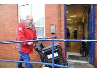 Mobility Aids Spoke Volunteer - Sheffield