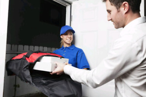 Looking for enthusiastic delivery drivers