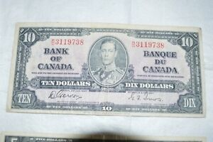 Some Old Paper Money