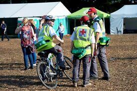 Event First Aid Service Volunteer - York