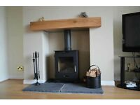Woodburning Stove Installation Package £1800