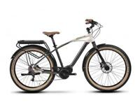 FANTIC SEVENDAYS METRO 400 WH ELECTRIC BIKE E BIKE ELECTRIC BIKE PEDAL ASSIST