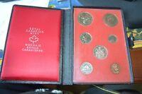 1971 Royal Canadian Mint Coin Set