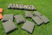 Bunch of Outdoor Cushions