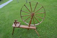 Old 1800's Spinning Wheel
