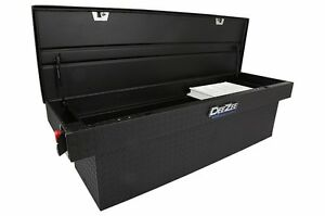 Black Diamond Tool Box and Hard Cover, MBRP - 2016 F-150