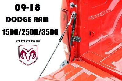 Dee Zee EZ Down Tailgate Assist for 09-18 Dodge / Ram 1500 / 2500 /3500 (Down Tailgate)