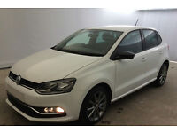 Volkswagen Polo Design FROM £41 PER WEEK!