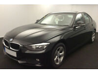 Black BMW 320d se Manual Diesel 2014 Low Tax FROM £41 PER WEEK!