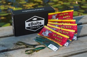 FREE BIG BITE BASS BAITS - JUST PAY SHIPPING!