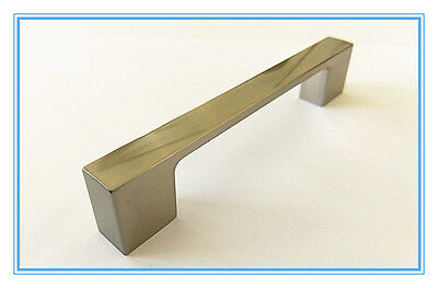 - Modern Cabinet Pulls Brushed Nickel Contemporary Cabinet Knobs Drawer Hardware