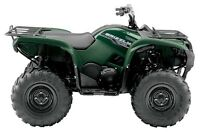2015 Yamaha GRIZZLY 700 FI