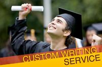 Essay writing service (Good grades or full refund)