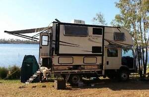4x4 ISUZU NPS300 PALOMINO SLIDEON Charlestown Lake Macquarie Area Preview