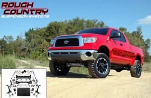 Ens. de suspension 6'' Rough Country Toyota Tundra 07-18 (75420)