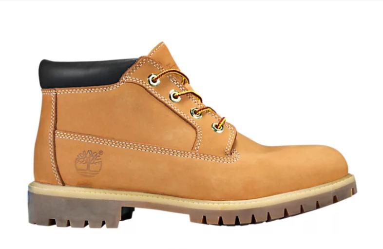 New Timberland Men's Icon Waterproof Chukka Boots (23061)  Wheat Nubuck