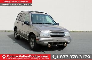 2003 Chevrolet Tracker LXT KEYLESS ENTRY, TOW PACKAGE, 4X4