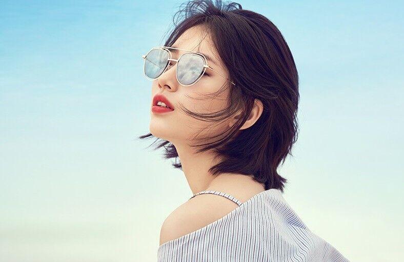 4467e0cd7e You Were Sleeping Suzy Suzi Sunglasses Glasses Korea DRAMA Edie C2 ...