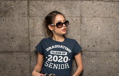 Women's Graduating Class 2020 Senior T Shirt Graduation Gift Idea Graduate Shirt