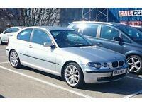 BMW E46 320td Compact