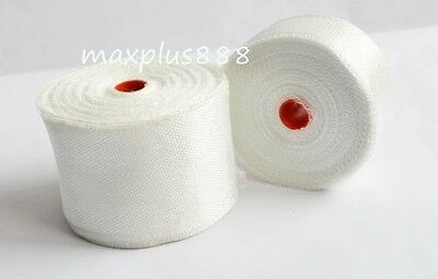 3pcs Fiberglass Cloth Tape E-glass Wide 20mm Wl20mm X 30m Fiber Plain Weave