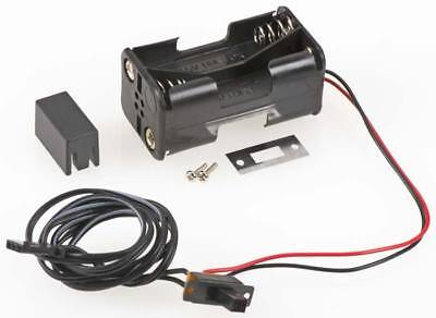 Traxxas Battery Holder (Traxxas TRA3170X AA-Battery Holder 4-Cell w/On Off Switch: T-Maxx Nitro Stampede )