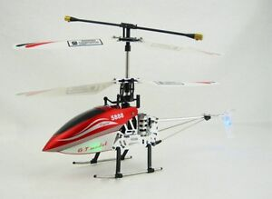 RC RTF 4CH 2.4G Micro Alloy Helicopter BRAND NEW