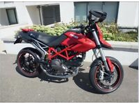 2010 Ducati 796 Hypermotard - Superb Condition - Dynojet Research ECU remap