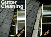 RICHMOND BC GUTTER CLEANING - GUTTER REPAIR - LEAKY GUTTER