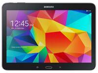 "10.1"" Samsung Galaxy Tab 4 Android Tablet - Wi-Fi +4G"