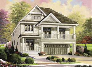 Luxury New Town Homes & Detached coming soon in Binbrook
