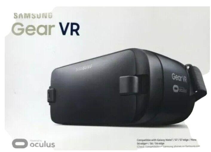 SEALED Samsung Gear VR SM-R323 Virtual Reality Headset Original In Retail box