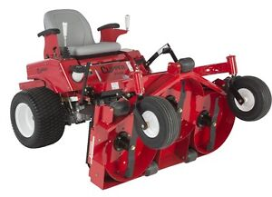 The Best ZTR for power/capacity/agility on Sml-Lge Acreages