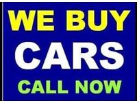 WE BUY ALL CARS AND VANS