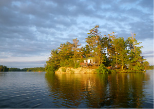 Private Island On Rideau Canal - 10160 Huckleberry Island
