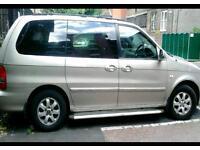 Kia Sedona 2005, 2.9 tdi, Auto, 87k miles, Diesel £750 *NON RUNNER*