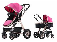 Tinytoes Pushchair, Stroller, Carrycot, Buggy *BRAND NEW* UK STOCK FREE DELIVERY