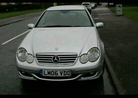 Mercedes benz c class coupe diesel full history
