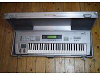 Korg Z1 Synthesizer + free flight case