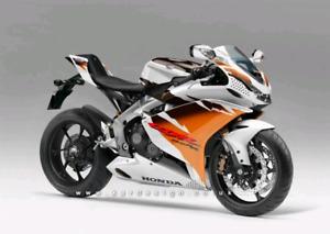 Wanting a sports bike