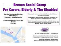 Brecon Social For Group Carers, Elderly & Disabled