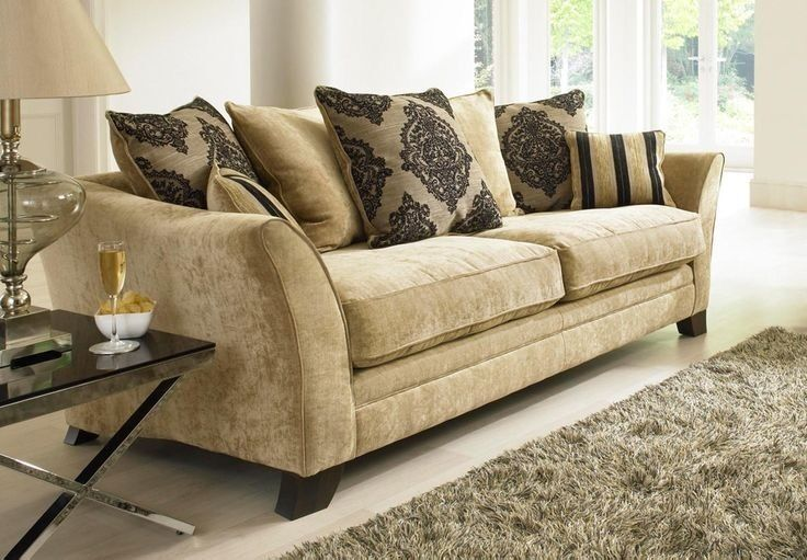 Hennessy sofa from furniture village 3 seater in for Furniture village sofa