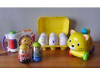 Baby, toddler toy bundle