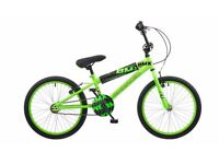 "Kids Bike 18"" BMX for 6-8 yrs kids (Concept Android)"