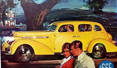 1936 Studebaker Ad -- America's Best Looking New Car (Best Looking American Cars)