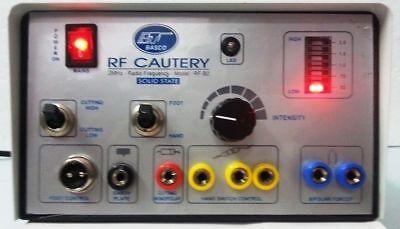 Brand Basco Electro Generator 2 Mhz With High Frequency Unit Electro Cautery Wkk