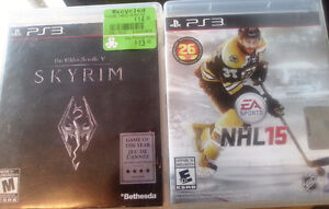 PS3 Games for Sale, see list below