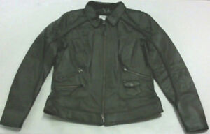 Women's NEW Harley-Davidson Black Leather Jacket