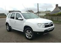 Dacia Duster 1.5dCi 110 bhp 4X4 Laureate 6 Speed Manual